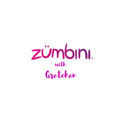 Zumbini with Gretchen Logo